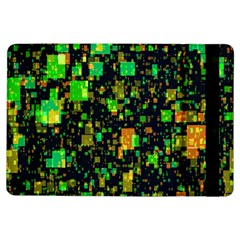 Squares And Rectangles Background Ipad Air Flip by Samandel