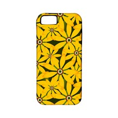 Texture Flowers Nature Background Apple Iphone 5 Classic Hardshell Case (pc+silicone)