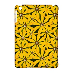 Texture Flowers Nature Background Apple Ipad Mini Hardshell Case (compatible With Smart Cover)