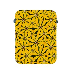 Texture Flowers Nature Background Apple Ipad 2/3/4 Protective Soft Cases