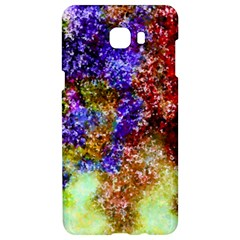 Splashes Of Color Background Samsung C9 Pro Hardshell Case