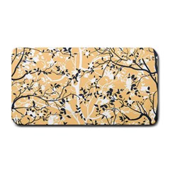 Floral Pattern Background Medium Bar Mats