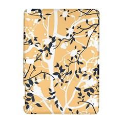 Floral Pattern Background Samsung Galaxy Note 10 1 (p600) Hardshell Case by Samandel
