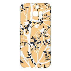 Floral Pattern Background Samsung Galaxy S8 Plus Hardshell Case