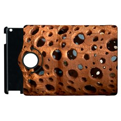 Texture Pattern Wallpaper Background Pattern Holes Apple Ipad 3/4 Flip 360 Case