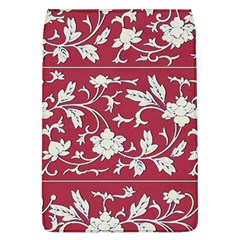 Floral Pattern Background Removable Flap Cover (l)