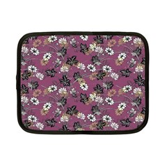 Beautiful Floral Pattern Background Netbook Case (small)