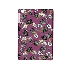 Beautiful Floral Pattern Background Ipad Mini 2 Hardshell Cases by Samandel