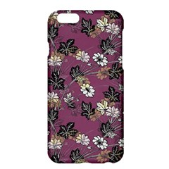 Beautiful Floral Pattern Background Apple Iphone 6 Plus/6s Plus Hardshell Case