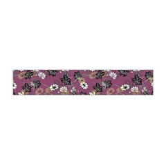 Beautiful Floral Pattern Background Flano Scarf (mini) by Samandel