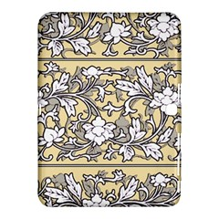 Floral Pattern Background Samsung Galaxy Tab 4 (10 1 ) Hardshell Case