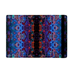 Kaleidoscope Art Pattern Ornament Apple Ipad Mini Flip Case