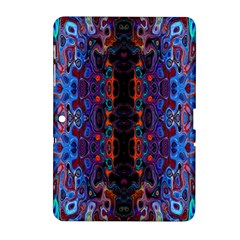 Kaleidoscope Art Pattern Ornament Samsung Galaxy Tab 2 (10 1 ) P5100 Hardshell Case  by Samandel