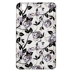 Floral Pattern Background Samsung Galaxy Tab Pro 8 4 Hardshell Case by Samandel