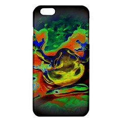 Abstract Transparent Background Iphone 6 Plus/6s Plus Tpu Case