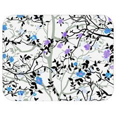 Floral Pattern Background Full Print Lunch Bag