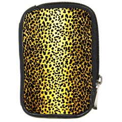 Leopard 1 Leopard A Compact Camera Leather Case by dressshop