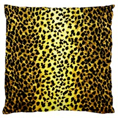 Leopard 1 Leopard A Large Cushion Case (one Side) by dressshop