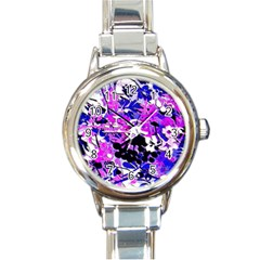 Floral Legging Floral Rug Round Italian Charm Watch by dressshop