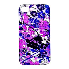 Floral Legging Floral Rug Apple Iphone 4/4s Hardshell Case With Stand by dressshop