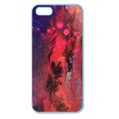 Desert Dreaming Apple Seamless Iphone 5 Case (color) by ArtByAng