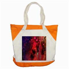 Desert Dreaming Accent Tote Bag by ArtByAng