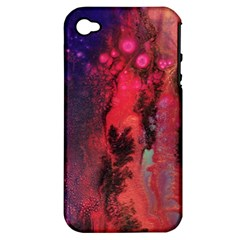 Desert Dreaming Apple Iphone 4/4s Hardshell Case (pc+silicone) by ArtByAng