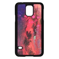 Desert Dreaming Samsung Galaxy S5 Case (black) by ArtByAng