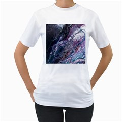 Planetary Women s T Shirt (white)  by ArtByAng