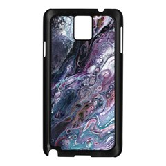 Planetary Samsung Galaxy Note 3 N9005 Case (black) by ArtByAng