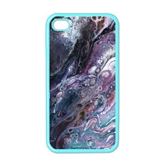 Planetary Apple Iphone 4 Case (color) by ArtByAng