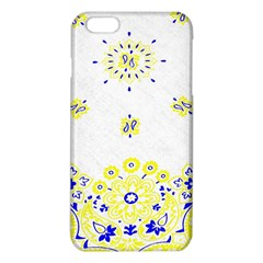 Faded Yellow Bandana Iphone 6 Plus/6s Plus Tpu Case by dressshop