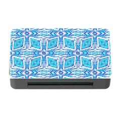 Geometric Doodle 1 Memory Card Reader With Cf by dressshop