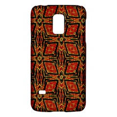 Geometric Doodle 2 Samsung Galaxy S5 Mini Hardshell Case  by dressshop