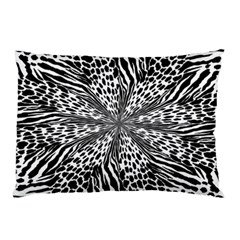 Animal Print 1 Pillow Case (two Sides) by dressshop