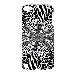 Animal Print 1 Apple Ipod Touch 5 Hardshell Case by dressshop