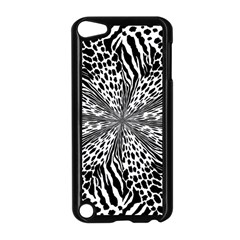 Animal Print 1 Apple Ipod Touch 5 Case (black) by dressshop