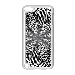 Animal Print 1 Apple Ipod Touch 5 Case (white) by dressshop