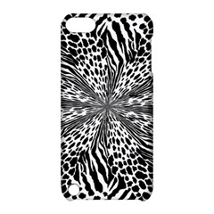 Animal Print 1 Apple Ipod Touch 5 Hardshell Case With Stand by dressshop