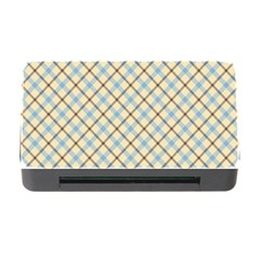 Plaid 2 Memory Card Reader With Cf by dressshop