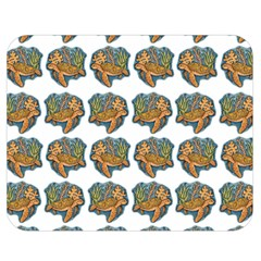 Tommyturt Double Sided Flano Blanket (medium)  by ArtByAng