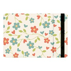 Flowers Pattern Apple Ipad 9 7 by Hansue