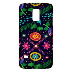 Colorful Pattern Samsung Galaxy S5 Mini Hardshell Case  by Hansue