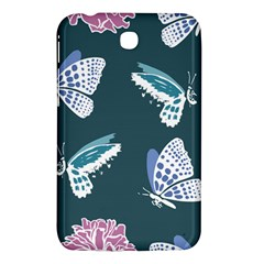 Butterfly  Samsung Galaxy Tab 3 (7 ) P3200 Hardshell Case  by Hansue