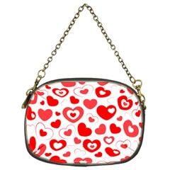 Hearts Chain Purse (two Sides) by Hansue