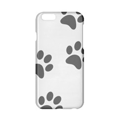 Pets Footprints Apple Iphone 6/6s Hardshell Case by Hansue