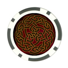 Beautiful Art Pattern Poker Chip Card Guard (10 Pack)