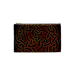Beautiful Art Pattern Cosmetic Bag (small)