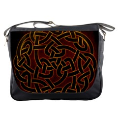 Beautiful Art Pattern Messenger Bag