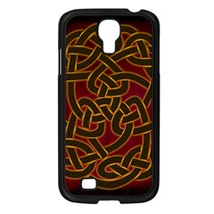 Beautiful Art Pattern Samsung Galaxy S4 I9500/ I9505 Case (black)